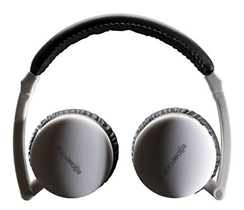 Boompods Bluetooth Kopfhörer in weiss @Amazon.de