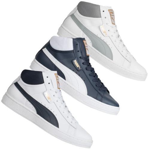 Puma Mid High Sneaker (Unisex,Leder) in 3 Farben für 29,99€ @ebay