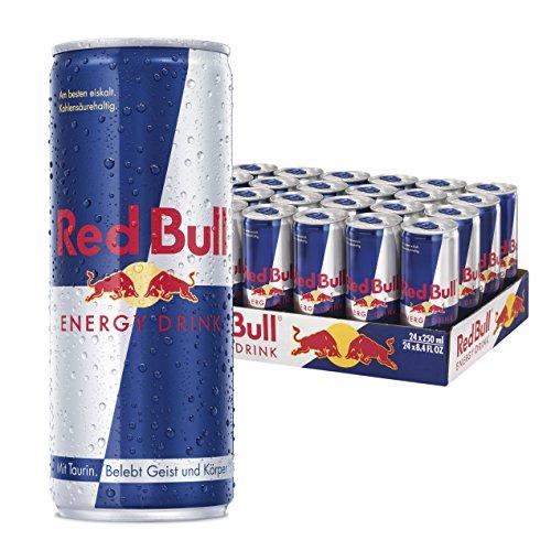 [AMAZON] Red Bull Energy Drink, 24er Pack, Einweg (24 x 250 ml)