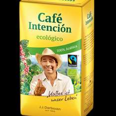 Cafè Intencion Ecologico fair Trade und Bio-Kaffee 500 gr Kaufland+Coupies