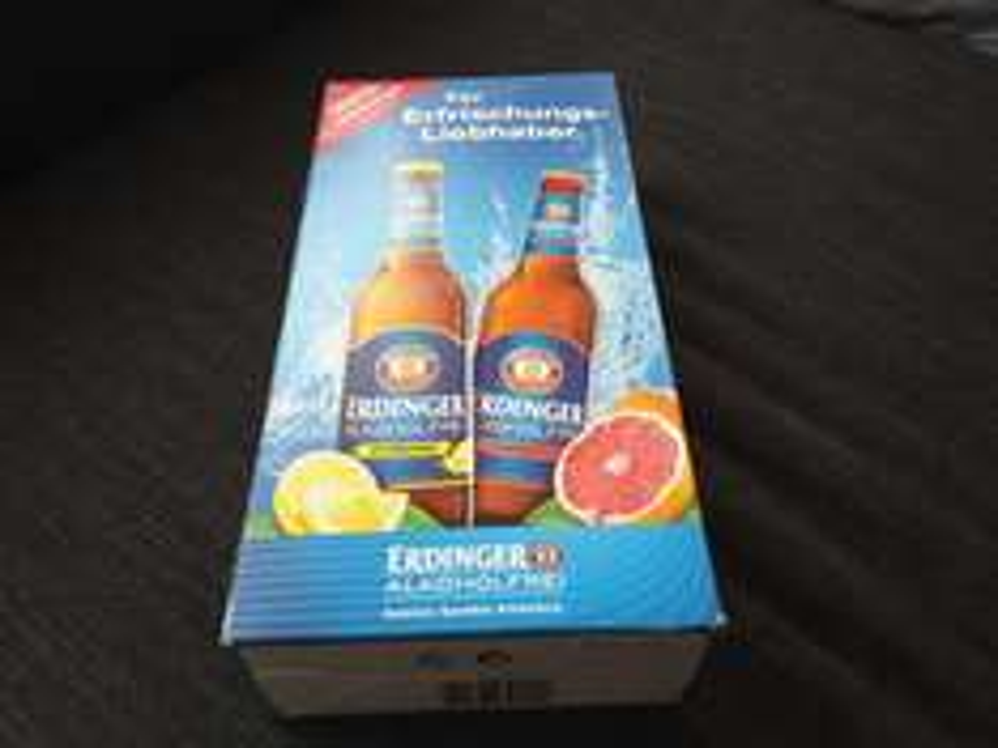 Gratis Alkoholfreies Bier-mix, nur pfand zu entrichten. Im Rewe und Netto Markendiscount