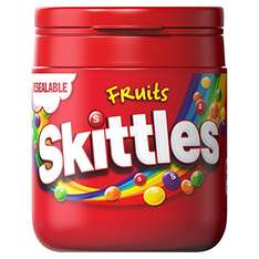 Skittles Fruits Dose 6x125g 1,99 + 4,99 versand @amazon.de