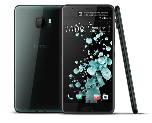 HTC U Ultra (Android 7, Snapdragon 821) mit Telefon- und Internetflat im Angebot!