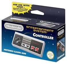 [Amazon Prime] Originaler NES Mini Controller für 11,99€