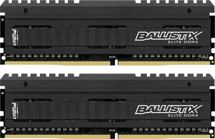 Crucial Ballistix Elite 3600 MHz 16GB; auch als 8 oder 32GB kit [Vorbestellerpreis]