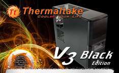 Thermaltake V3 Black Edition Window-Kit Tower Gehäuse (Alternate)