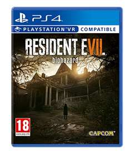 Sony PS4 - Resident Evil 7 Biohazard für €38,41 [@Amazon.co.uk]