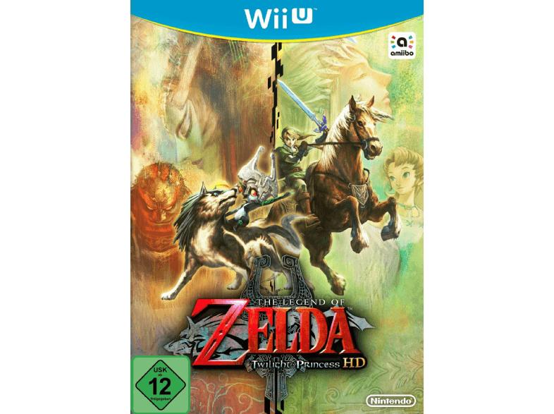 Zelda Twilight Princess HD (WiiU) bei Saturn nochmal günstiger