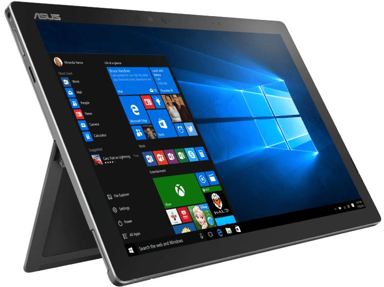 [Mediamarkt] Asus Transformer 3 Pro T303UA-GN032T Convertible Tablet-PC (Intel Core i7-6500U, 16GB RAM, Intel HD-Grafik 520, Win 10 Home) grau