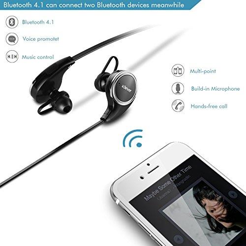 [Amazon-Prime] Bluetooth 4.1 Sport Kopfhörer für 7,99 Euro