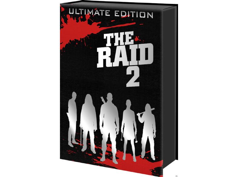 The Raid 2: Ultimate Edition (Blu-ray+CD+DVD+Bonusmaterial) Saturn.de