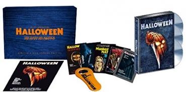 Halloween 1-Die Nacht des Grauens Limited Edition (Blu-ray + DVD inkl. Mediabook) für 28,94€ (Alphamovies)