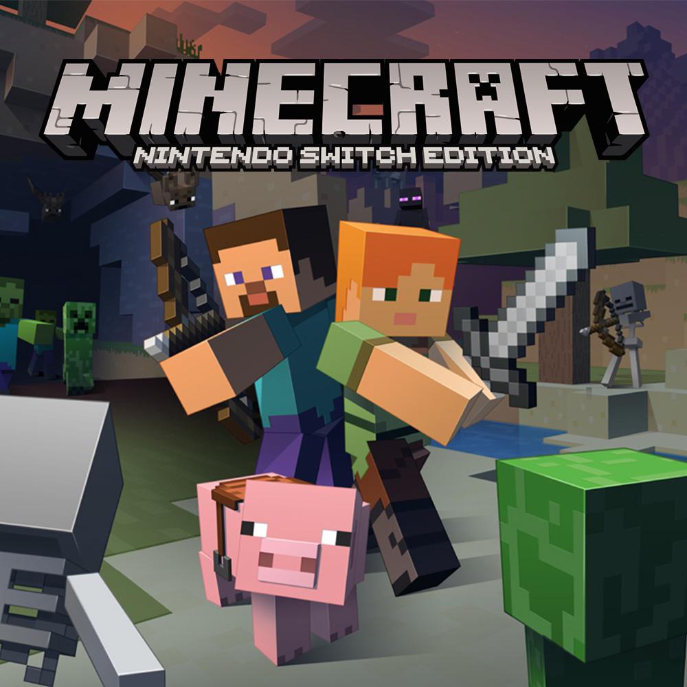 Minecraft - Nintendo Switch - Digital Edition