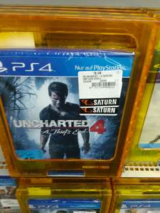 (Lokal Saturn Bremen) Uncharted 4