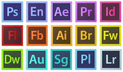 Adobe Creative Cloud - Alle Applikationen