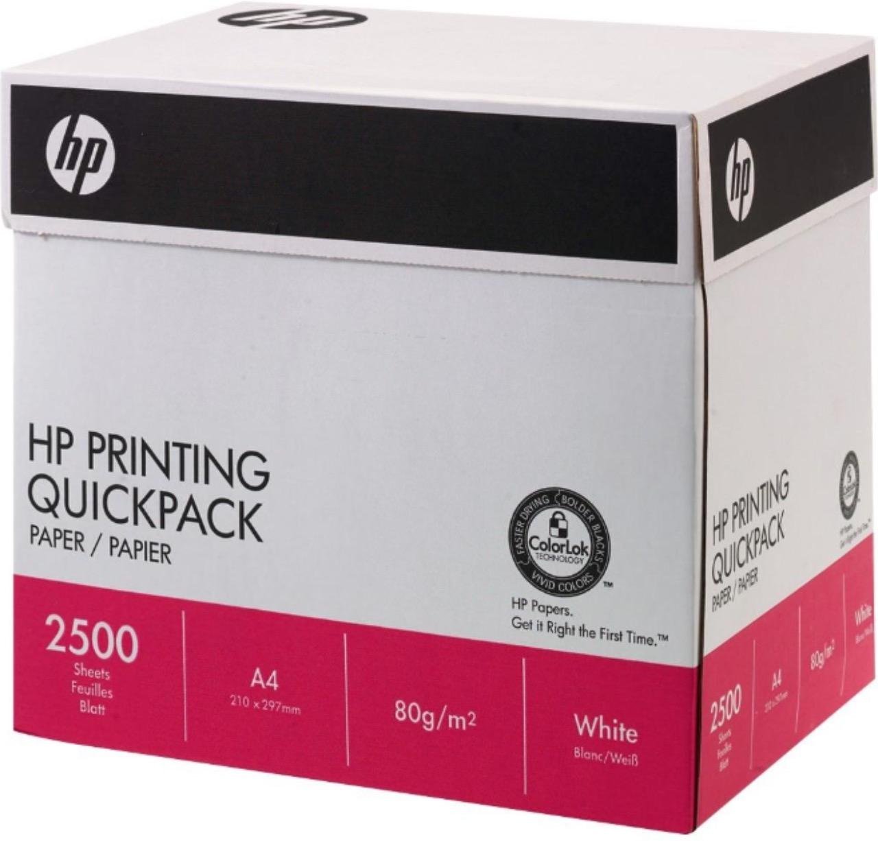 [Viking] hp Druckerpapier DIN A4 80 g/m² Papier | 2500 Blatt 9,19€ | 5000 Blatt 12,54€ | 10.000 Blatt 19,26€ und weiter günstiger
