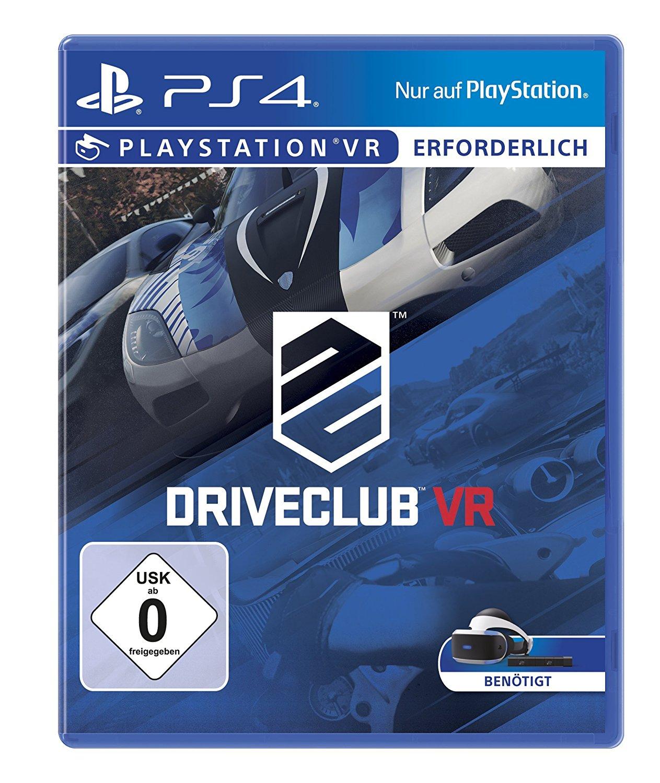 Driveclub VR (PS4VR) für 10€ versandkostenfrei (Saturn)