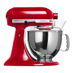 KitchenAid ARTISAN Küchenmaschine 5KSM150PSE Factory Serviced 4,8L B-Ware @ebay 349€
