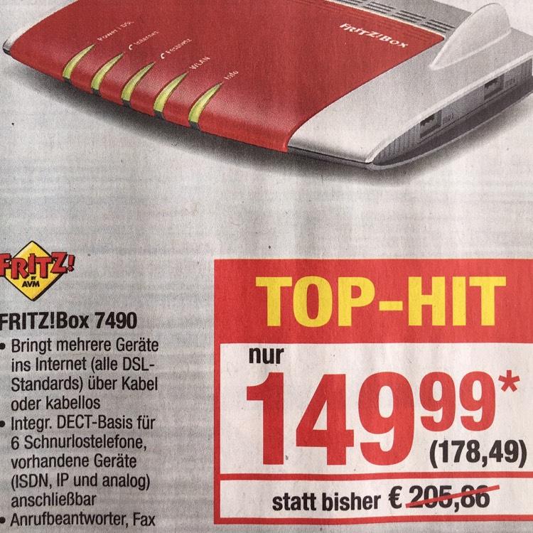[Metro] FRITZ!Box 7490
