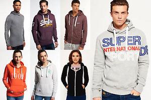 Neuer Superdry für Männer & Frauen Kapuzenpullis Versch. Modelle & Farben 39,95€ statt 89,95€ [@EbayWOW]  [@superdry-store]