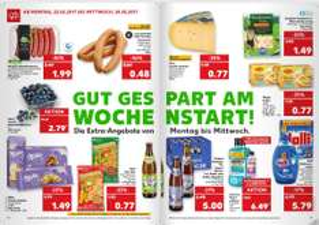 (Lokal) Kaufland Listerine 2x 500-ml-Fl. + 95 ml Listerine Total Care Gratis