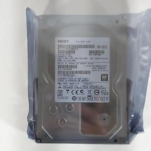 """3TB / 3000GB HITACHI Ultrastar 7K400 3,5"""" 7200rpm SATA3 intern HUS724030ALE641 HDD"""