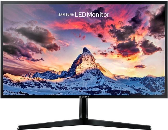 Samsung S24F356FHU Monitor (23,5'' FHD IPS-PLS matt, 250cd/m², 4ms, VGA + HDMI, AMD FreeSync, VESA) für 119€ [mit Masterpass: 113€] [NBB]