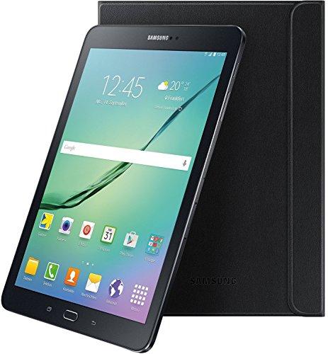 Samsung Galaxy Tab S2 mit Book Cover zu 369 direkt bei Amazon - 100€ Cashback von Samsung