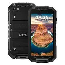 Geotel A1 3G unzerstörbares  Smartphone | Wasser-, sturz- und staubfest