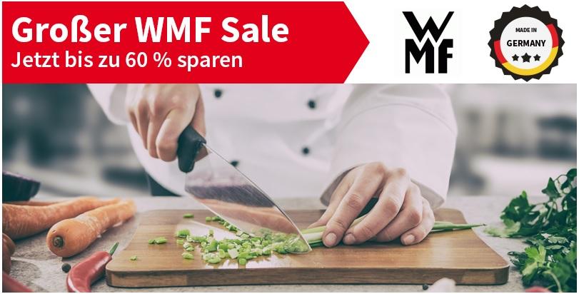 Großer WMF-Sale bei Voelkner - bis zu 60% Rabatt - VSK-frei