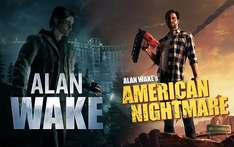 ALAN WAKE Bundle für 3,69€ @  Humblebundle / Steam