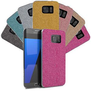 Glitzer Case für Samsung Handy Cover Schutz Hülle