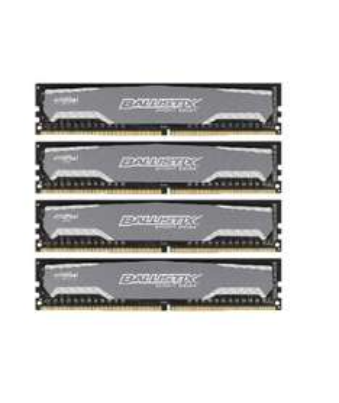 Crucial Ballistix Sport DIMM Kit 32GB, DDR4-2400 [auf Lager]