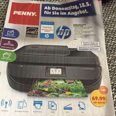 Hp Officejet 4656, ab Donnerstag 18.5 bei penny