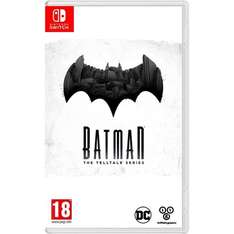 Batman: A Telltale Game Series (Switch) für 22,95€ (Coolshop)