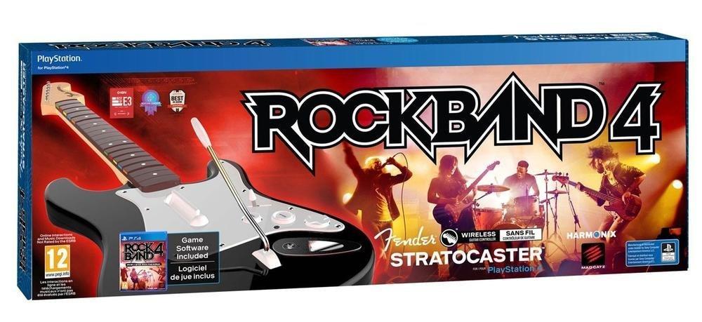 Rock Band 4 Gitarren-Bundle (PS4/Xbox One) für 19,96€ (GameStop)