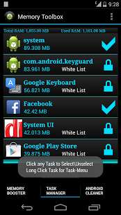 [PlayStore] Memory Booster for Android Pro - gratis statt 3,29€
