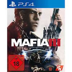 Mafia III für PlayStation 4 für 10€ (Click & Collect) [Saturn eBay]