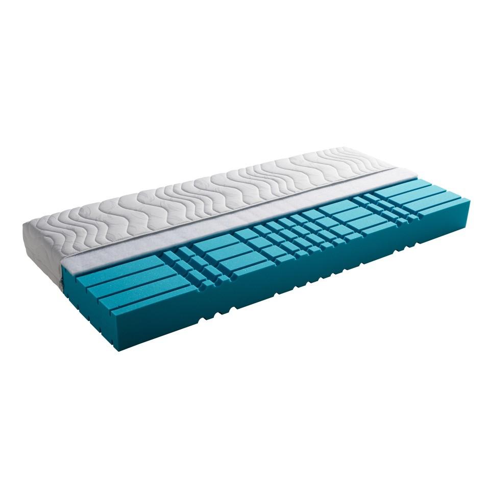 Schlaraffia Ultra Fresh 7 Zonen Komfortschaummatratze 90x200 H2 Statt 299EUR