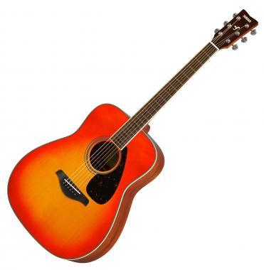 kirstein yamaha fg820 autumn burst akustik gitarre. Black Bedroom Furniture Sets. Home Design Ideas