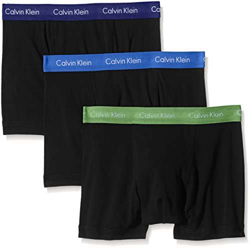 amazon prime calvin klein boxershorts 3er pack f r nur. Black Bedroom Furniture Sets. Home Design Ideas