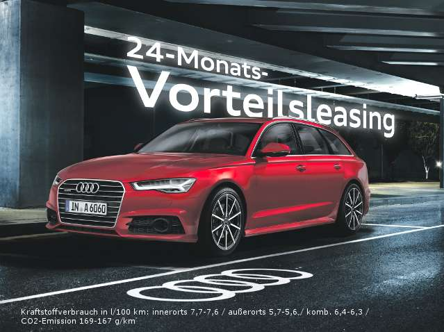 gewerbe leasing audi a6 avant 3 0 tdi competition. Black Bedroom Furniture Sets. Home Design Ideas