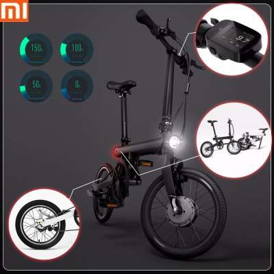 gearbest xiaomi e bike qicycle. Black Bedroom Furniture Sets. Home Design Ideas