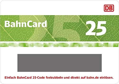 zwei bahncards