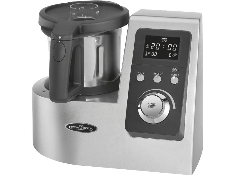 Rezepte Für Küchenmaschine Profi Cook: Clatronic proficook test der ...