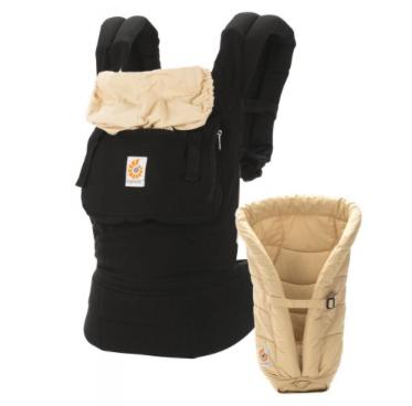 ergobaby trage mit neugeboreneneinsatz f r 91 72 inkl vsk bei spielemax. Black Bedroom Furniture Sets. Home Design Ideas