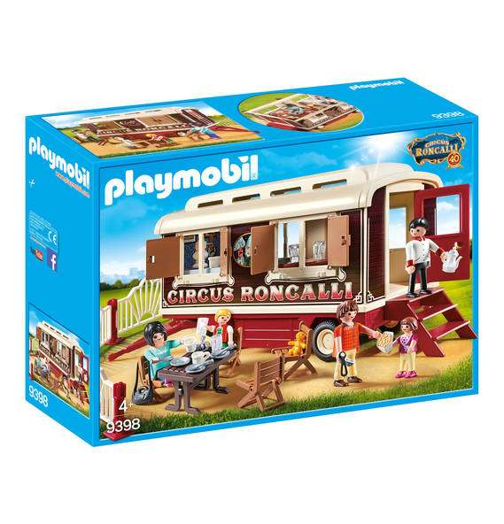 galeria kaufhof playmobil 9398 circus roncalli caf. Black Bedroom Furniture Sets. Home Design Ideas