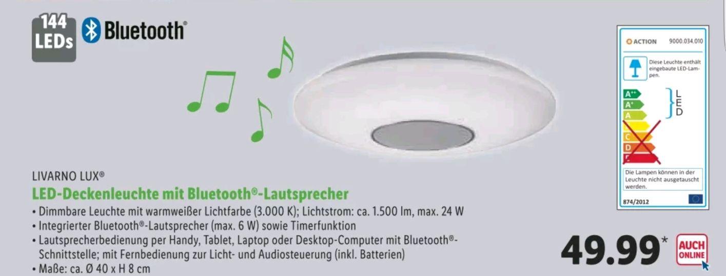 Lidl Badezimmer Lampe - Best Home Ideas 2020 ...