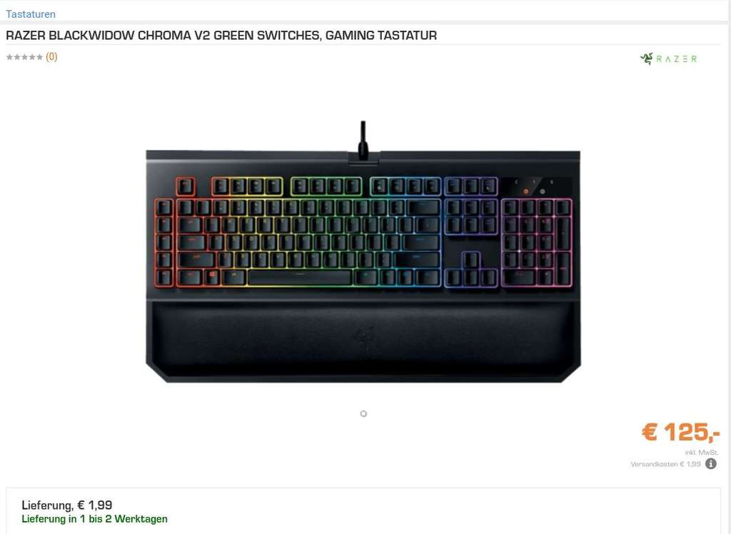 amzaon saturn online razer blackwidow chroma v2 gaming. Black Bedroom Furniture Sets. Home Design Ideas