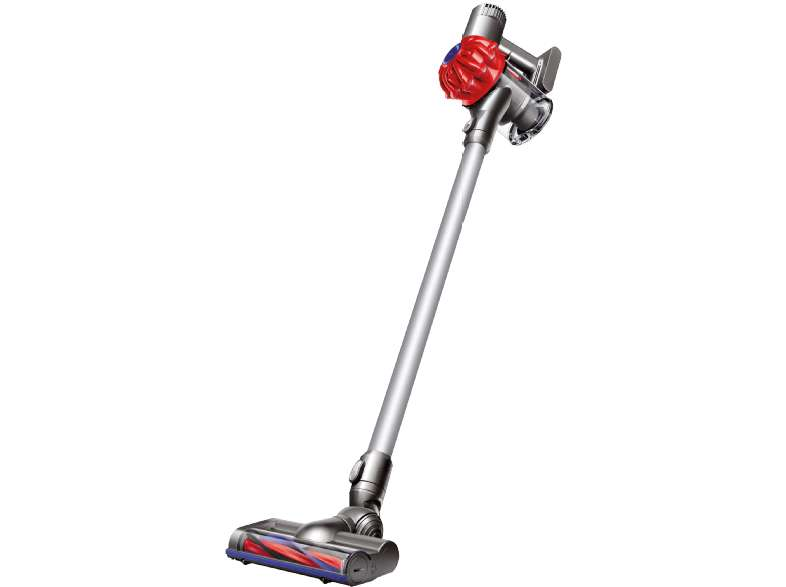 mediamarkt schnapp des tages dyson akku handstaubsauger v6 slim extra 227463 01 beutellos. Black Bedroom Furniture Sets. Home Design Ideas